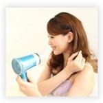 髪の毛の乾かし方の基本【正しいドライヤーの使い方】